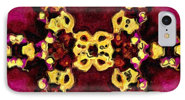 Send In The Clowns - Abstract IPhone Case
