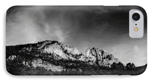 Seneca Rocks IPhone Case