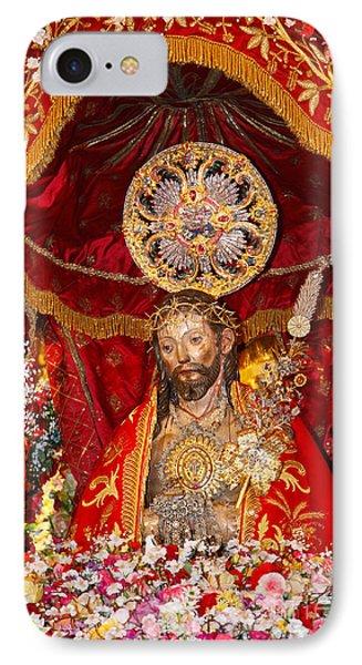 Senhor Santo Cristo Dos Milagres Phone Case by Gaspar Avila