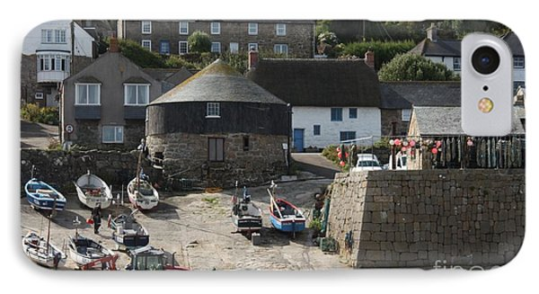 Sennen Cove Phone Case by Linsey Williams