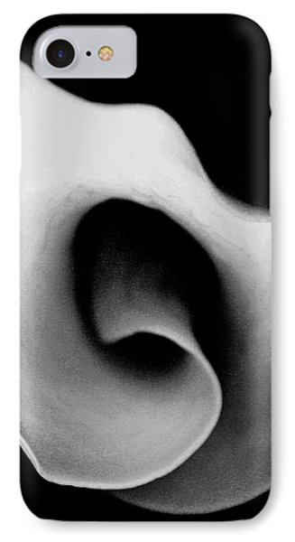 IPhone Case featuring the photograph Sensitive Spirit by The Art Of Marilyn Ridoutt-Greene