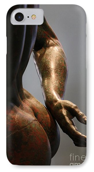 Sensual Sculpture IPhone Case by Mary-Lee Sanders