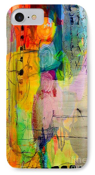 Sensual Wall Art IPhone Case by Marvin Blaine