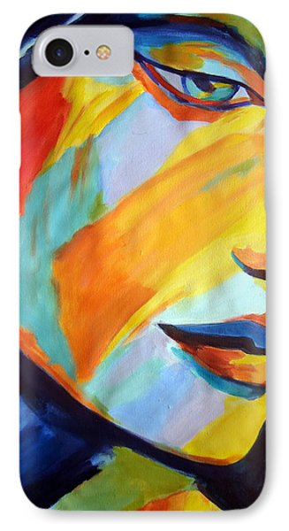 IPhone Case featuring the painting Sentiment by Helena Wierzbicki