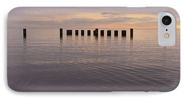 Sentinels IPhone Case by Adam Romanowicz