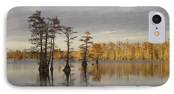 Sentinels Of The Lake IPhone Case by Jane Eleanor Nicholas