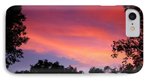 September Color IPhone Case by Tom Mansfield
