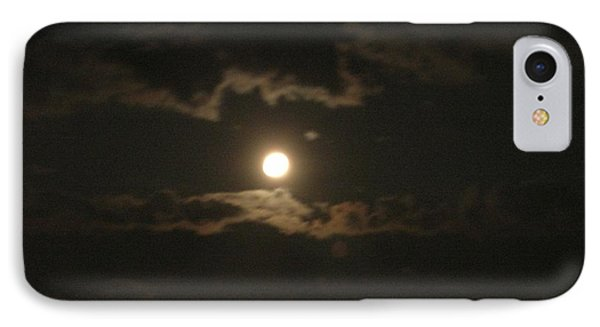 IPhone Case featuring the photograph September Moonlight by Emmy Marie Vickers
