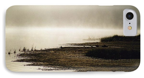 IPhone Case featuring the photograph September Morning by David Porteus