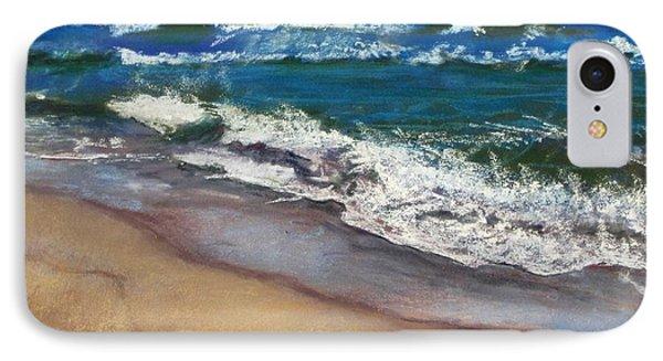 September On Nantucket Phone Case by Cindy Plutnicki