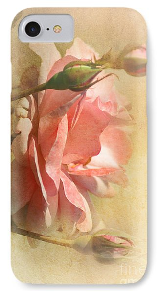 September Rose Phone Case by Elaine Manley