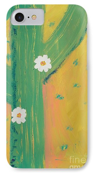 IPhone Case featuring the painting Sequoia by PainterArtist FINs daughter