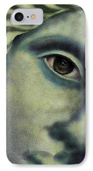 Seraphim IPhone Case by Linda N  La Rose