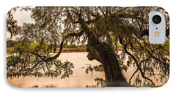 IPhone Case featuring the photograph Seren Lowcountry by Serge Skiba