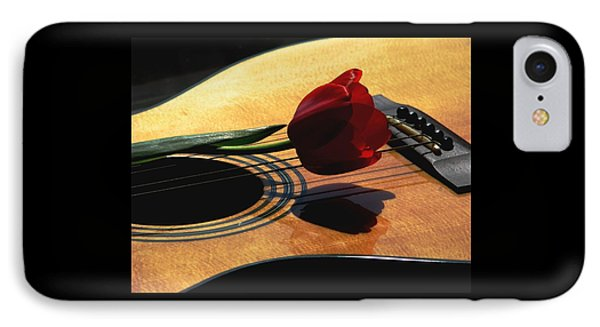 IPhone Case featuring the photograph Serenade by Angela Davies