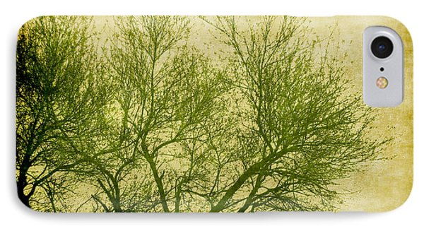 Serene Green 2 Phone Case by Wendy J St Christopher