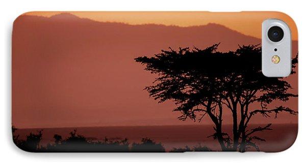 Serengeti Sunset IPhone Case by Sebastian Musial