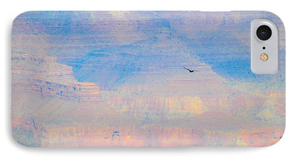 IPhone Case featuring the photograph Serenity At The South Rim by Cheryl McClure