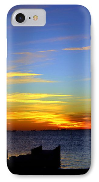 Serenity IPhone Case by Faith Williams