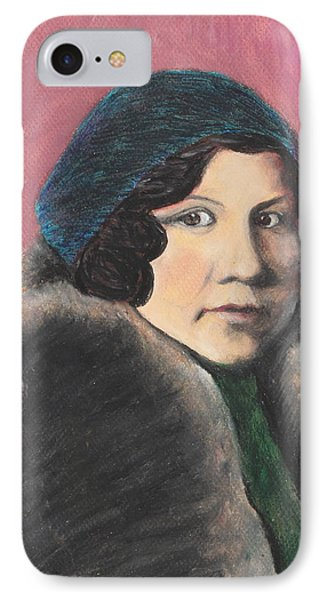 IPhone Case featuring the painting Serenity by Jeanne Fischer