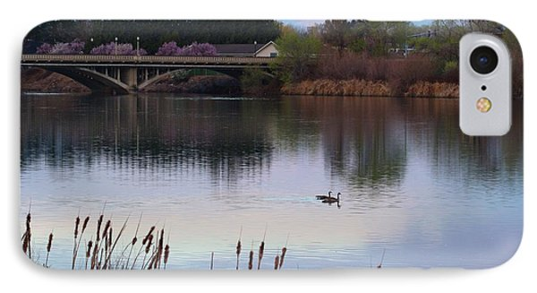 IPhone Case featuring the photograph Serenity by Lynn Hopwood