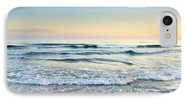 Serenity Sea Vintage Phone Case by Guido Montanes Castillo
