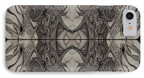 Serenity Series Image Three IPhone Case by Jack Dillhunt