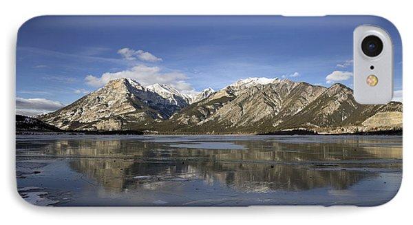 Rocky Mountain iPhone 7 Case - Serenity's Shrine by Evelina Kremsdorf