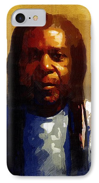 Seriously Now... Phone Case by RC deWinter