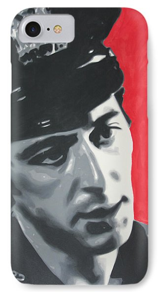 Serpico 2013 IPhone Case by Luis Ludzska