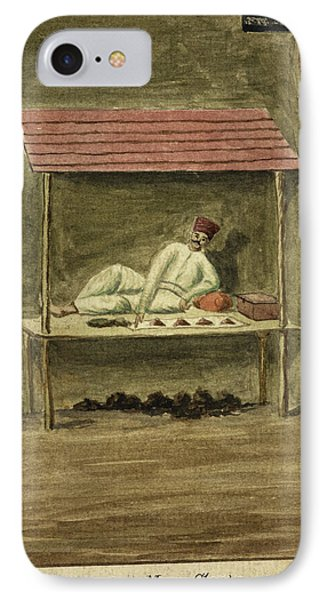 Serroff IPhone Case by British Library