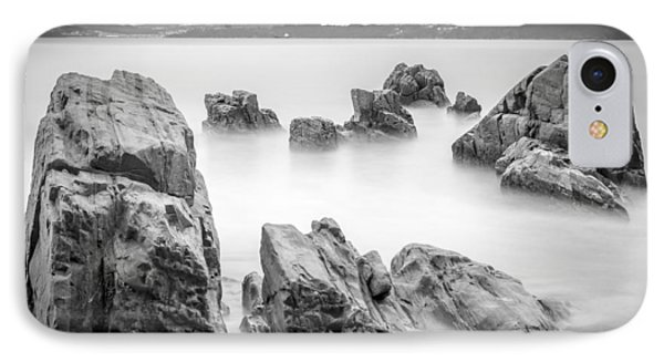IPhone Case featuring the photograph Seselle Beach Galicia Spain by Pablo Avanzini