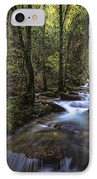 IPhone Case featuring the photograph Sesin Stream Near Caaveiro by Pablo Avanzini