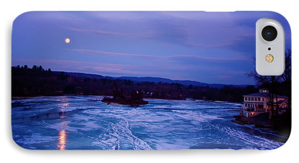 Setting Moon Brattleboro IPhone Case