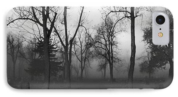 Settling Fog IPhone Case by Gothicrow Images