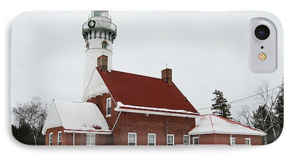 Seul Choix Point Lighthouse IPhone Case