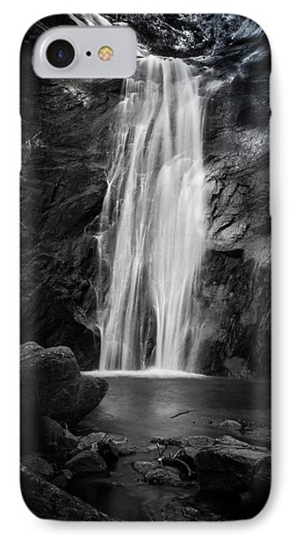 IPhone Case featuring the photograph Seven Falls by Jay Stockhaus