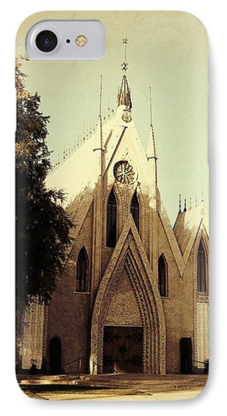 Seventh Day Church Phone Case by Glenn McCarthy Art and Photography