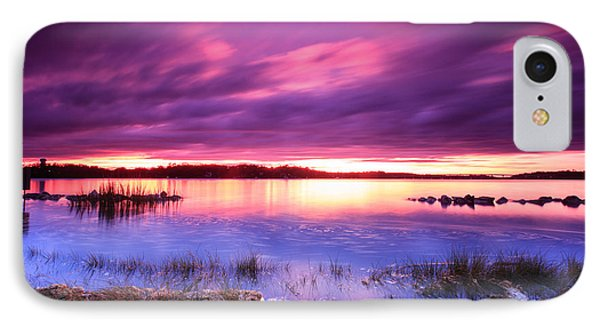 Severn River Stunner IPhone Case