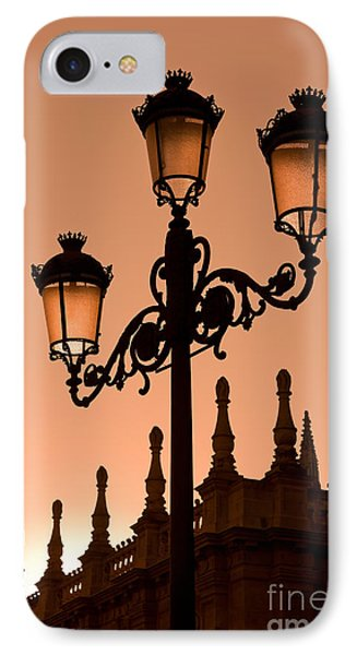 Seville Lantern IPhone Case by Rod McLean