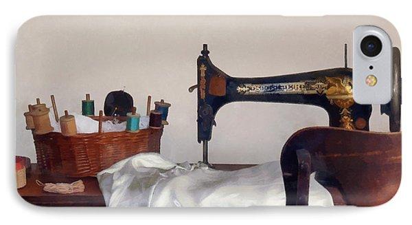 Sewing Room Phone Case by Susan Savad