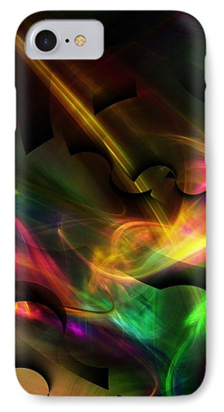 IPhone Case featuring the digital art Sexual Virtuoso's   by David Lane