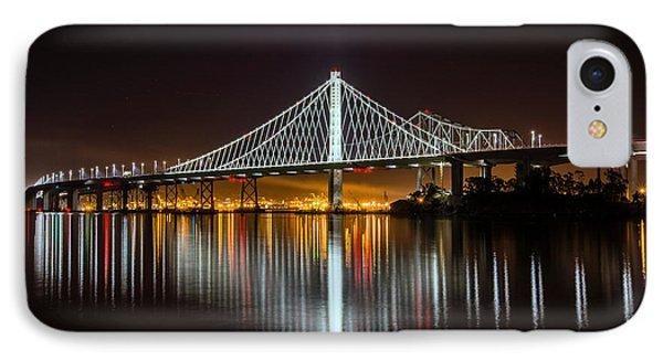 Sf Bay Bridge IPhone Case