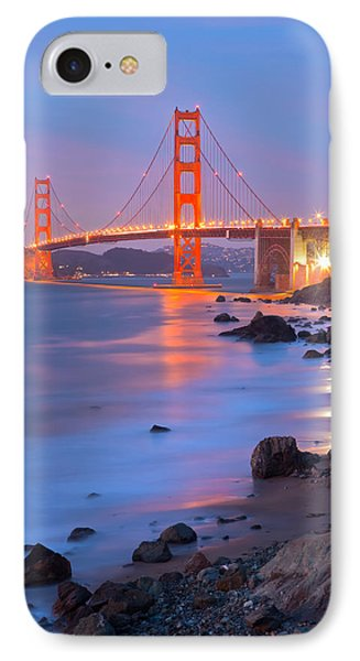 IPhone Case featuring the photograph Sf Icon by Jonathan Nguyen
