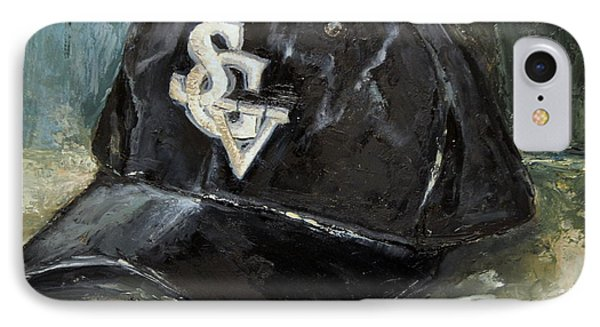 Sgv Baseball IPhone Case by Lindsay Frost