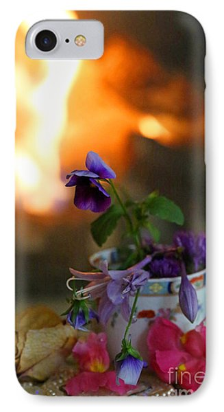 IPhone Case featuring the photograph Shabby Chic #1 by Kate Purdy