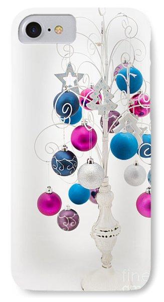 Shabby Chic Christmas IPhone Case