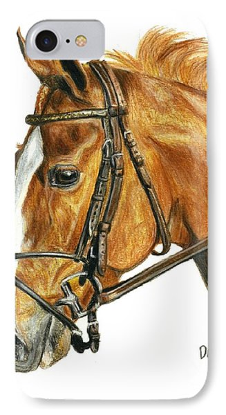 Shackleford IPhone Case