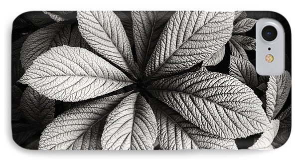Shades Of Gray IPhone Case by Nicola Fiscarelli