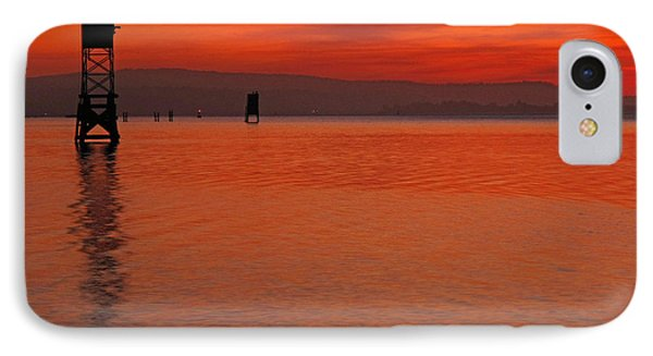 IPhone Case featuring the photograph Shades Of Orange by Suzy Piatt